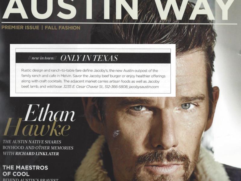 Austin Way | september 9, 2014 | Press | Jacoby's